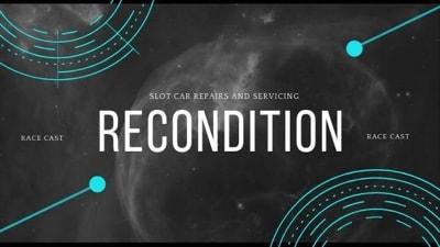 slot car repairs and servicing